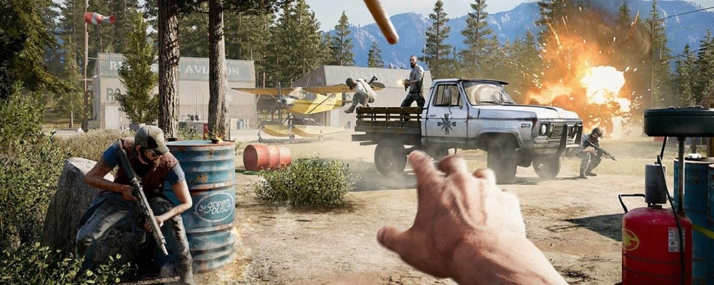 Far Cry 5'ten satış rekoru!