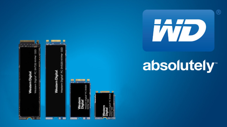 Western Digital'den oyunculara özel SSD!