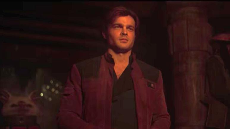 Yeni Star Wars filminin ilk fragmanı yayınlandı!