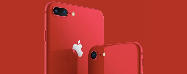Kırmızı iPhone 8 ve iPhone 8 Plus'ın Türkiye fiyatı açıklandı