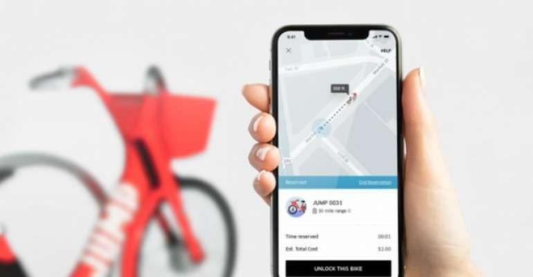 Uber, bisiklet kiralama şirketi JUMP'ı satın aldı! - Page 1