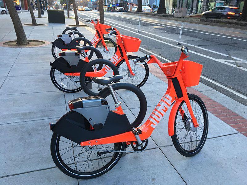Uber, bisiklet kiralama şirketi JUMP'ı satın aldı! - Page 4
