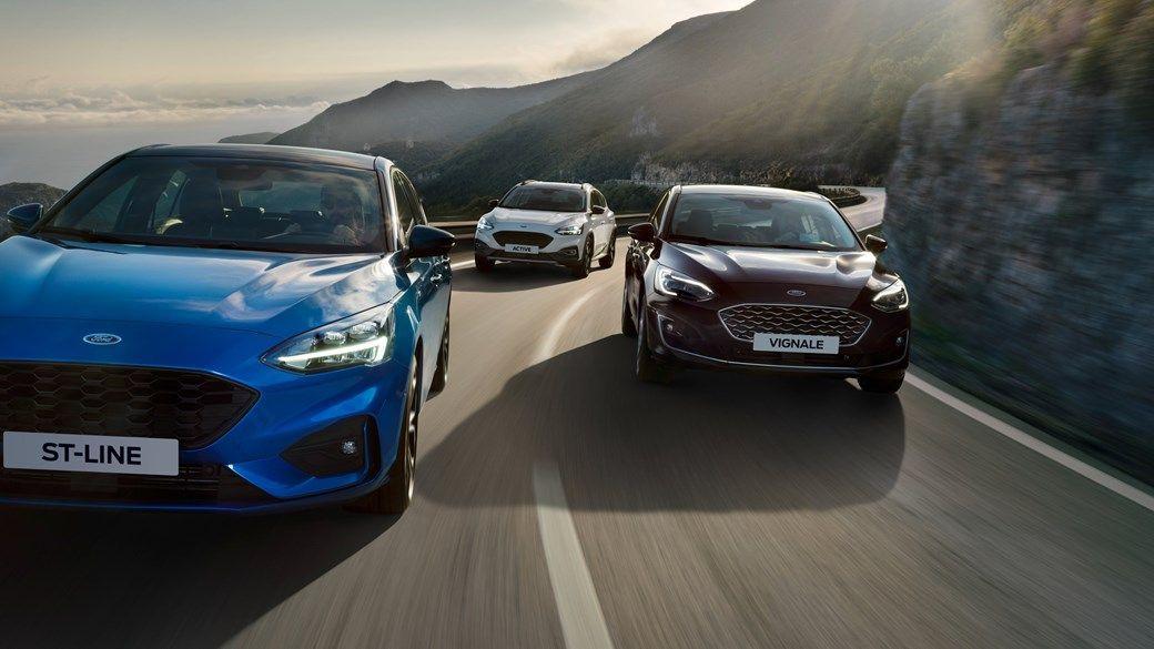 2019 model Ford Focus tanıtıldı! - Page 1