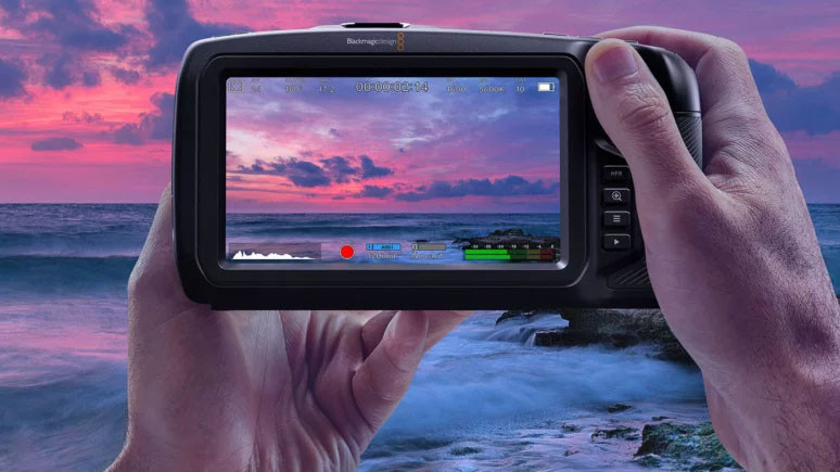 Blackmagic'ten uygun fiyatlı 4K destekli kamera