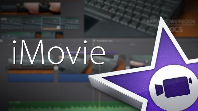 Apple'ın video düzenleme programı iMovie güncellendi!