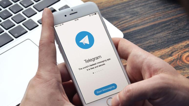 Telegram'a yasak geldi!