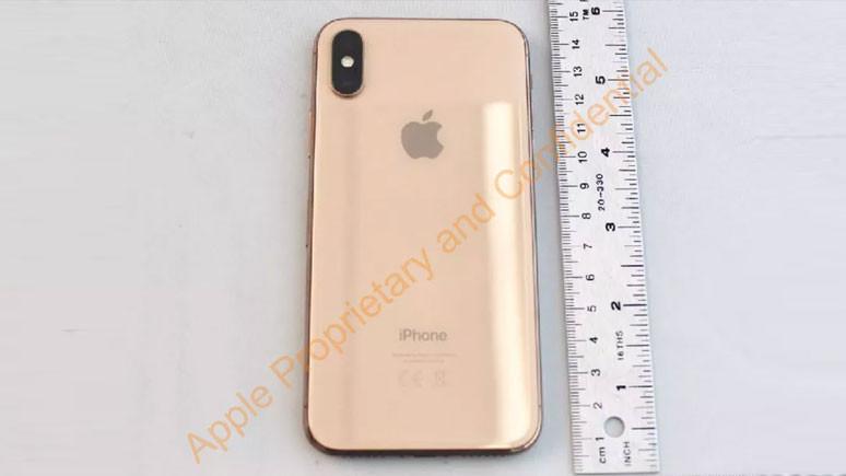 Altın rengi iPhone X gelebilir