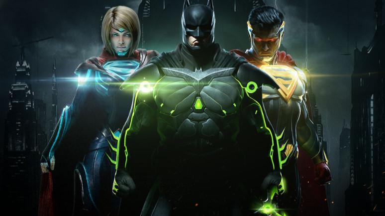 Injustice 2 ücretsiz oluyor!