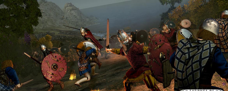 Total War Saga'nın sistem gereksinimleri açıklandı!
