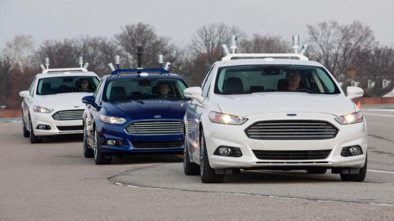 Ford'un yeni oto pilot araçları test aşamasında!