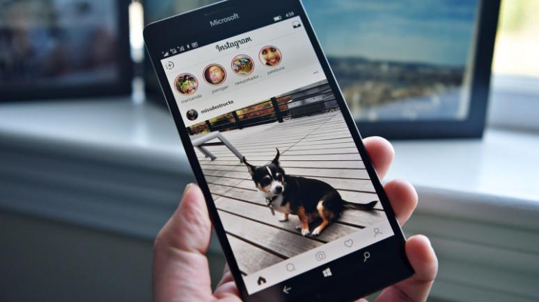 Instagram o işletim sistemine veda etti!