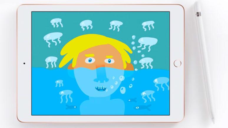 Yeni iPad için Türkçe tanıtım videoları yayınlandı
