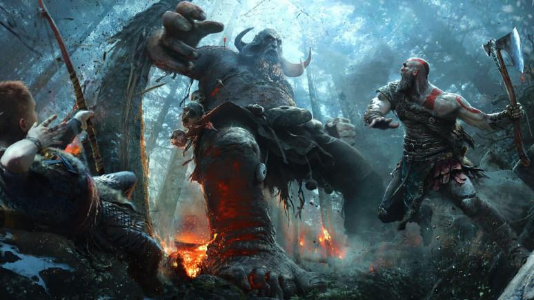 God of War indirilmeye açıldı!