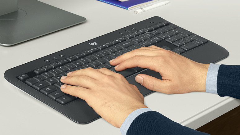 Logitech MK540 klavye mouse seti Türkiyede!