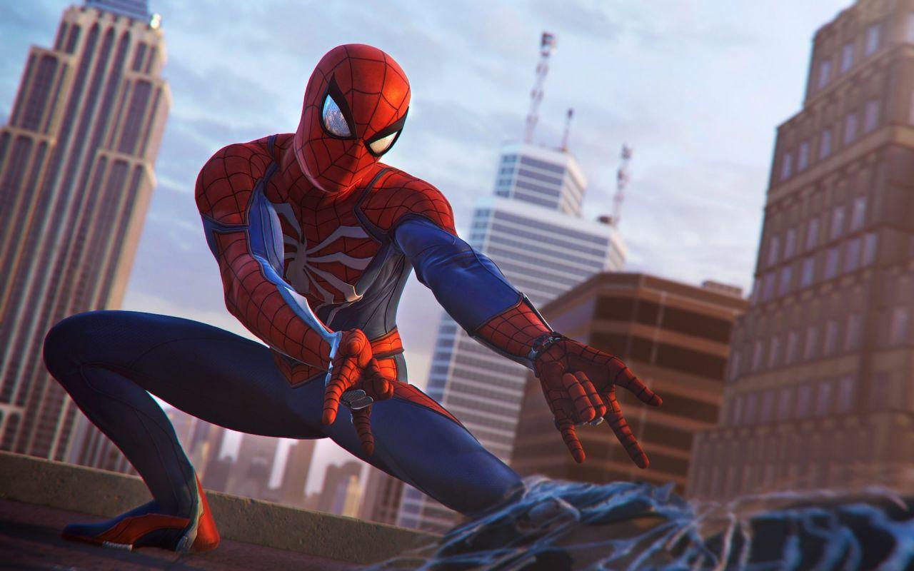 PS4 Spider-Man'dan yeni ekran görüntüleri geldi! - Page 2