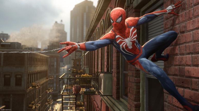 PS4 Spider-Man'dan yeni ekran görüntüleri geldi!