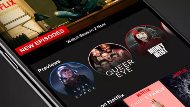 Netflix de hikaye anlatacak
