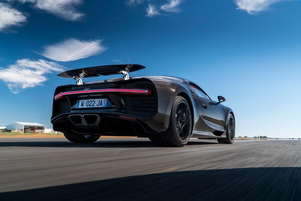 20 Milyon TL'lik Bugatti Chiron'dan eşsiz fotoğraflar! - Page 1