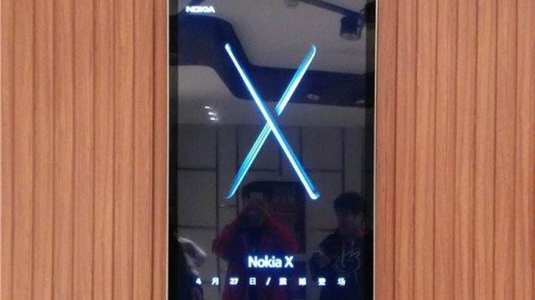 Nokia X için yeni bilgiler geldi!
