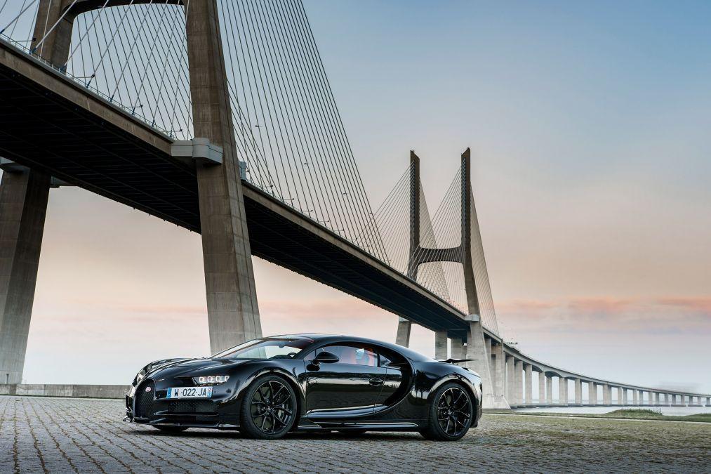 20 Milyon TL'lik Bugatti Chiron'dan eşsiz fotoğraflar! - Page 2
