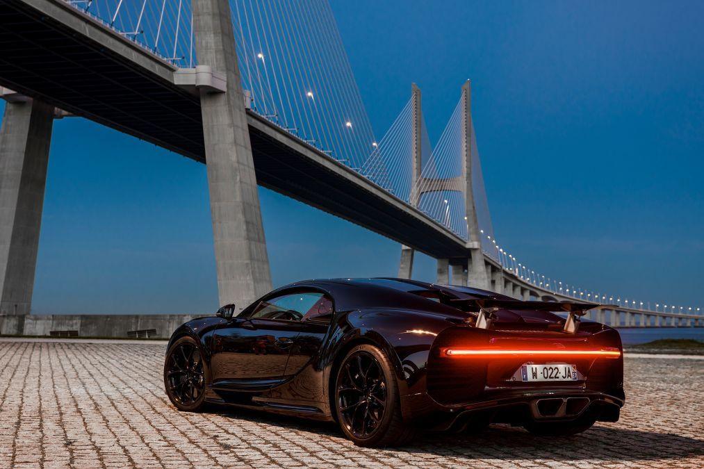 20 Milyon TL'lik Bugatti Chiron'dan eşsiz fotoğraflar! - Page 3