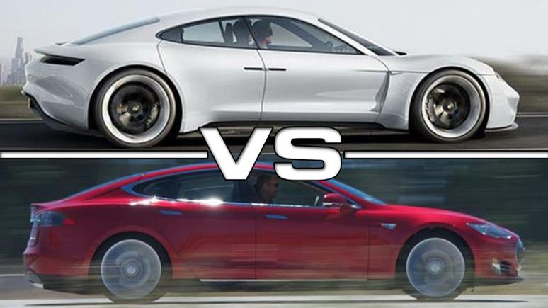 Porsche, Tesla'yı nasıl alt edecek?