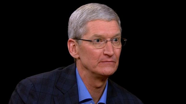 Apple CEO 23 Nisan'ı kutladı