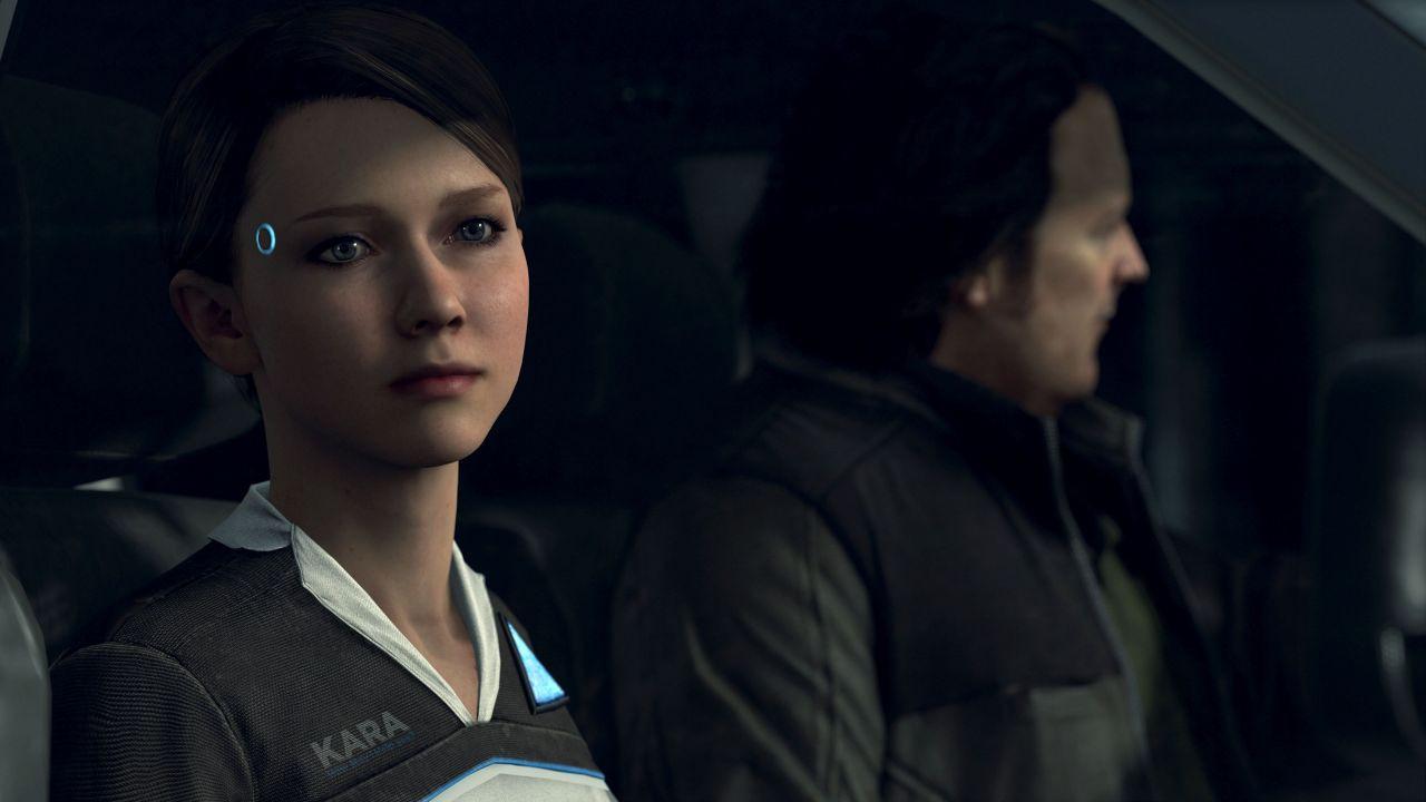 Detroit: Become Human'ın 4K ekran görüntüleri geldi! - Page 3