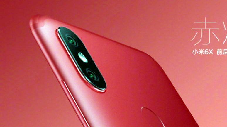 Xiaomi Mi 6X duyuruldu
