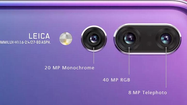 En iyi kamera Huawei P20 Pro'da