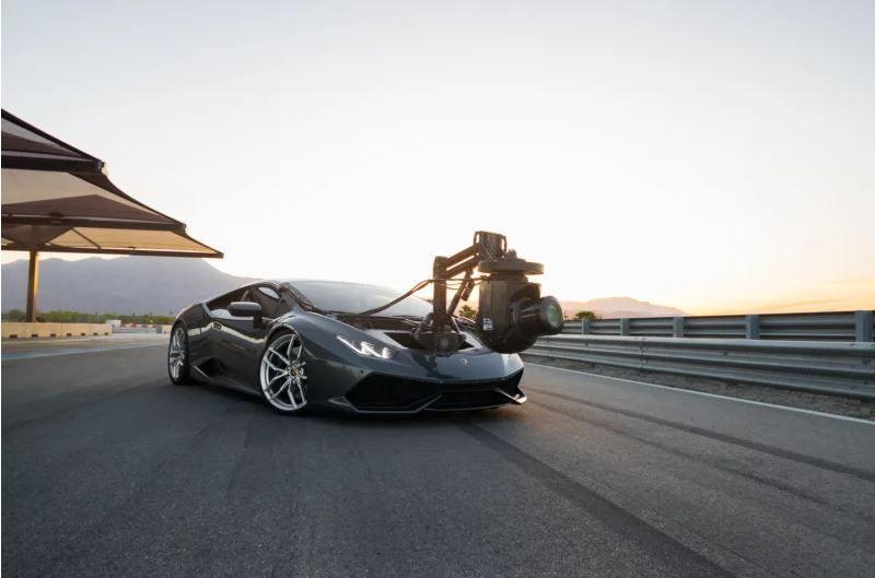 Dünyanın en hızlı kameralı otomobili! - Page 1