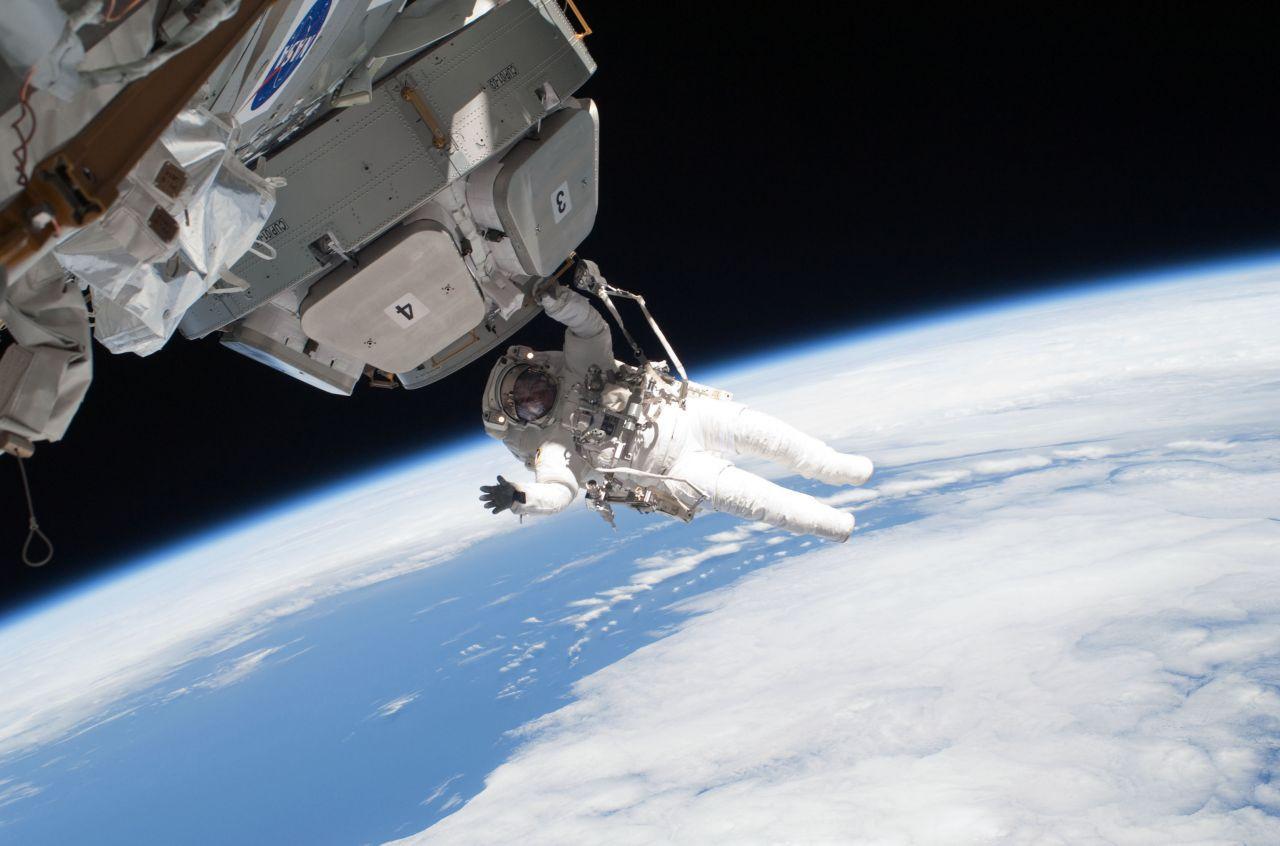 Astronot olmak için bu soruları yanıtlamalısınız - Page 4