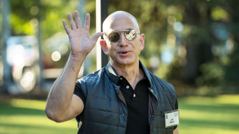 Dünyanın en zengini: Jeff Bezos