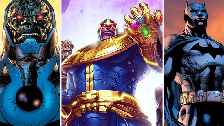 Thanos'u alt edebilecek kahramanlar!