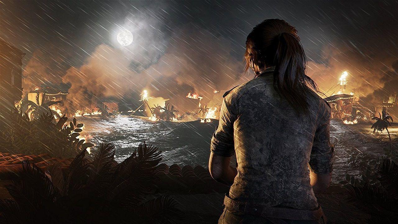 Tomb Raider'ın yeni oyunundan ilk ekran görüntüleri! - Page 1