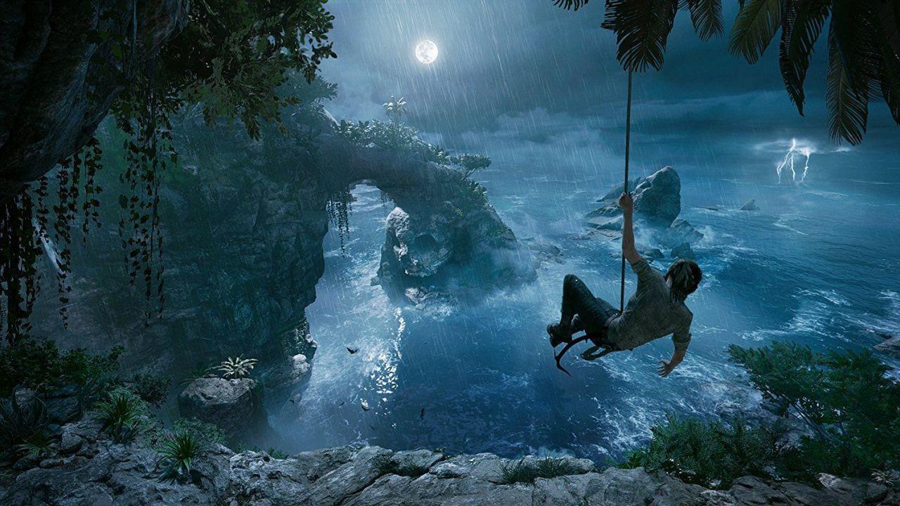 Tomb Raider'ın yeni oyunundan ilk ekran görüntüleri! - Page 3