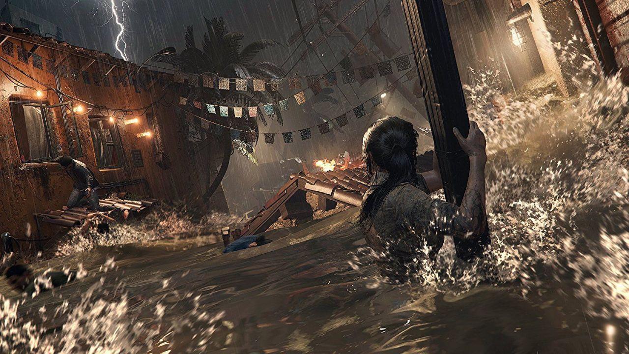 Tomb Raider'ın yeni oyunundan ilk ekran görüntüleri! - Page 4