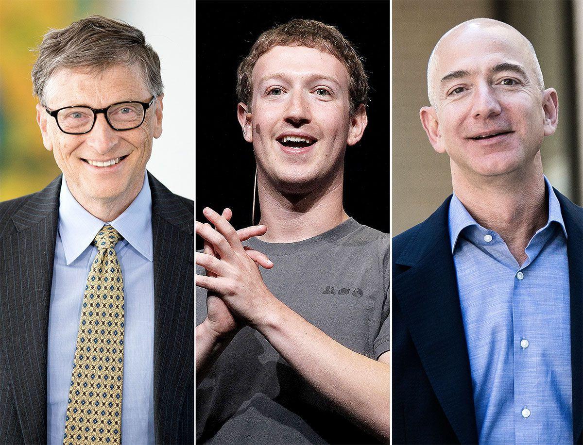 Dijital dünyanın en zenginleri! - Page 1