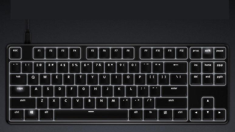 Xiaomi'den mekanik klavye: Yuemi Pro Silent Edition