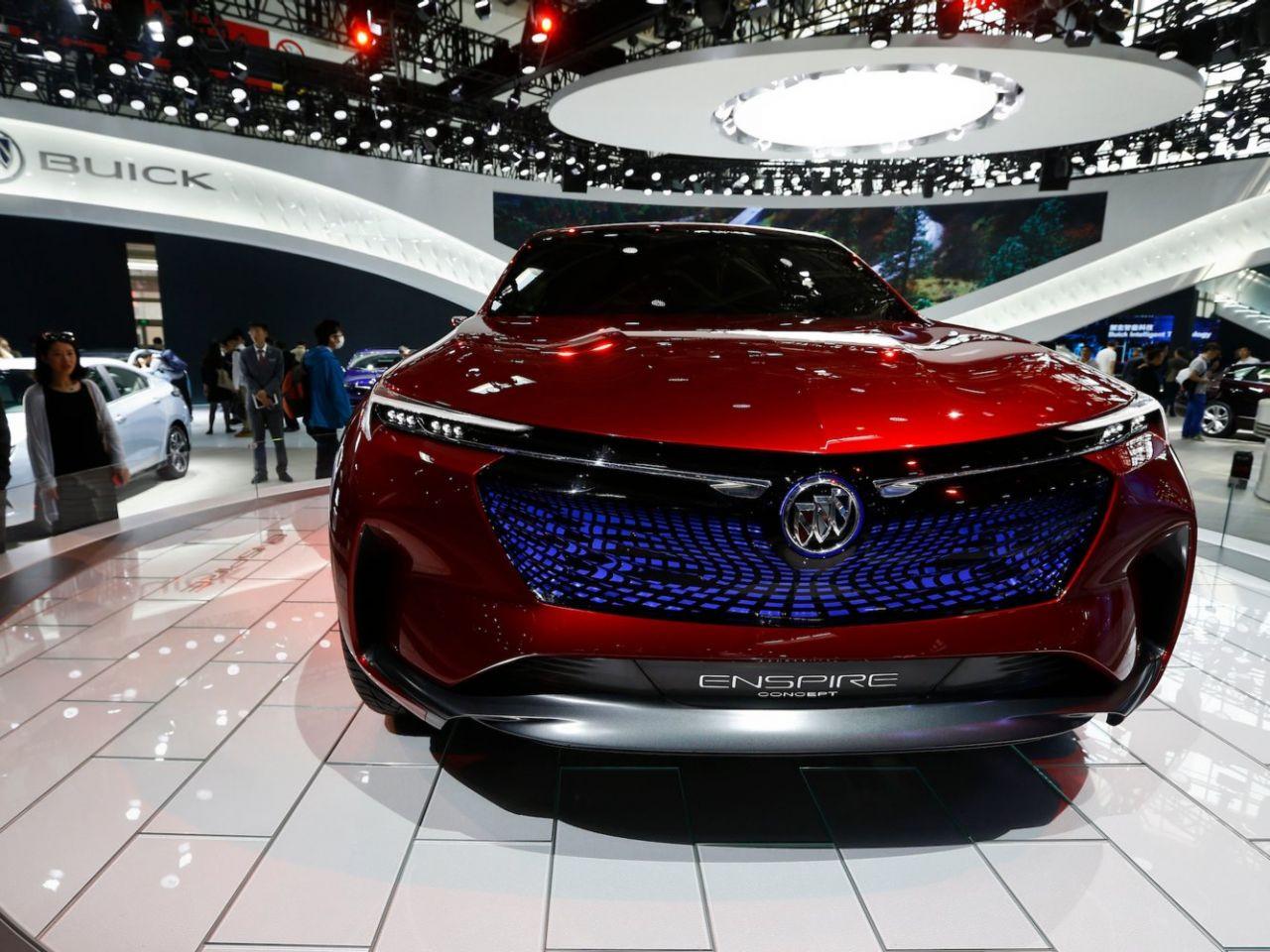 Pekin Otomobil Fuarı'nda sergilenen etkileyici otomobiller! - Page 1