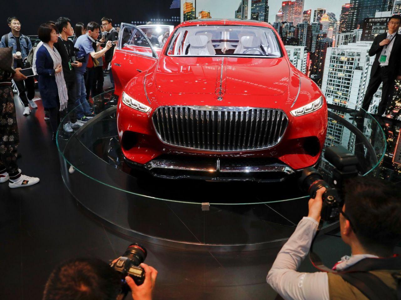 Pekin Otomobil Fuarı'nda sergilenen etkileyici otomobiller! - Page 3