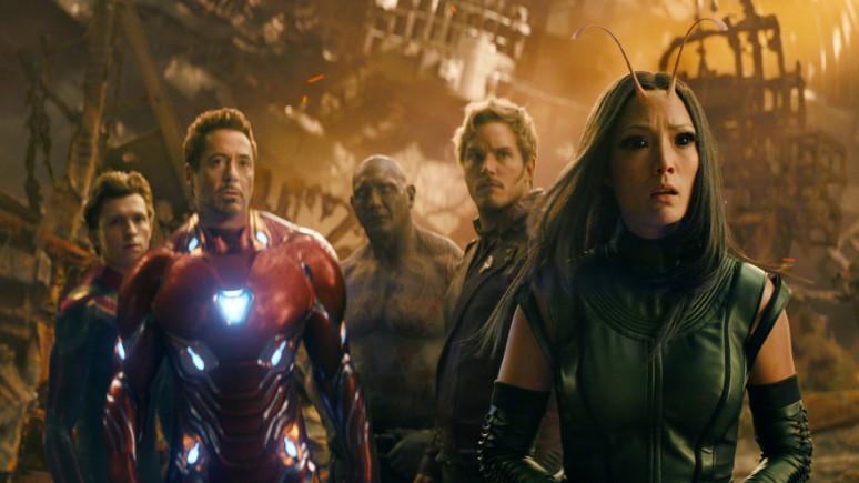 Avengers: Infinity War müzikleri Spotify'a geldi!
