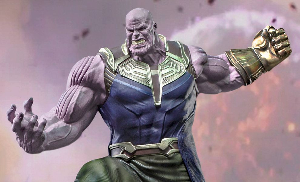 Avengers: Infinity War filmi, çizgi romanından çok farklı! - Page 2