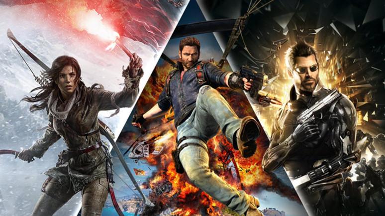 Square Enix oyunlarında büyük indirim!