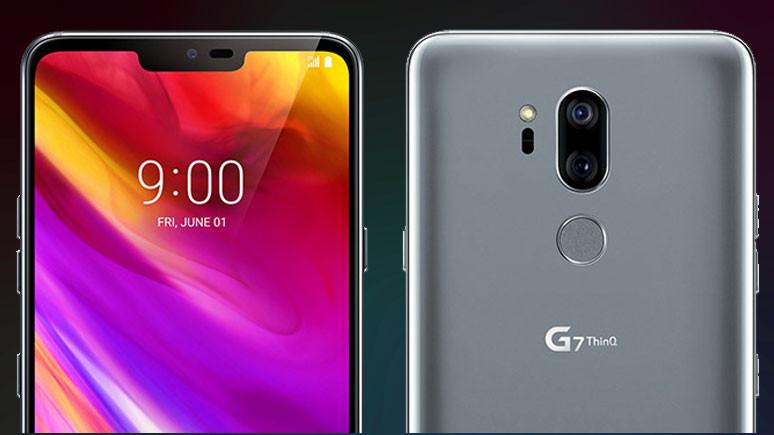LG G7 ThinQ'in fiyatı belli oldu