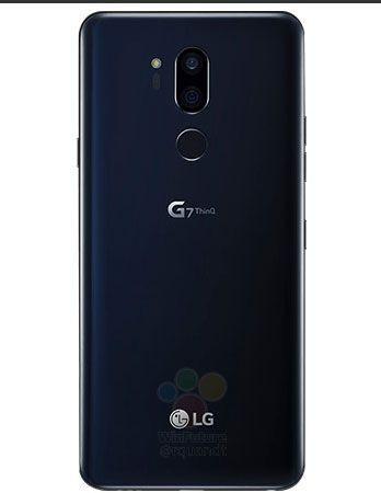 LG G7 ThingQ renk seçenekleri - Page 2