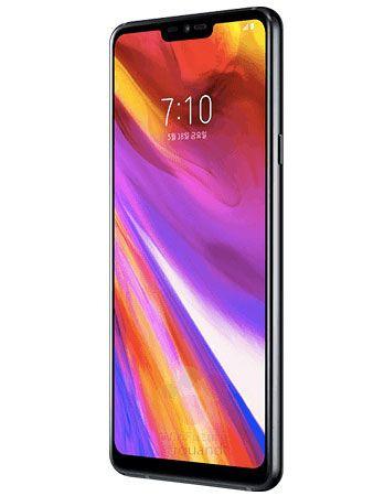 LG G7 ThingQ renk seçenekleri - Page 1
