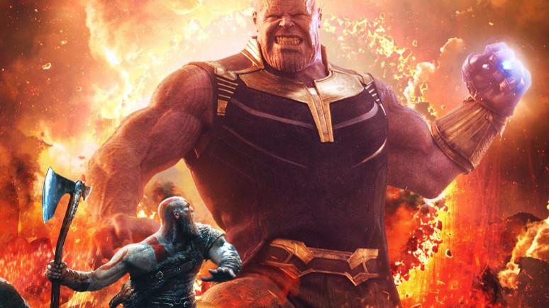 God of War'da Avengers göndermesi!