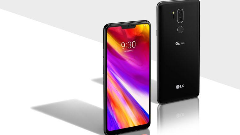 LG G7 ThinQ tanıtıldı