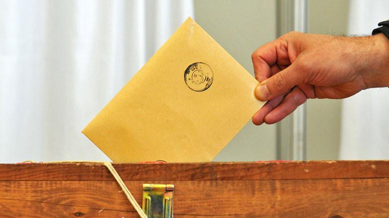 Oy kullanacağınız yeri öğrenin